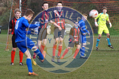 Youth Football Scotland: Redhall Star YFC v Westerton United (U15s) &emdash;